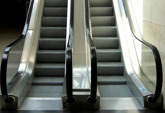 Que significa soñar con escaleras electricas